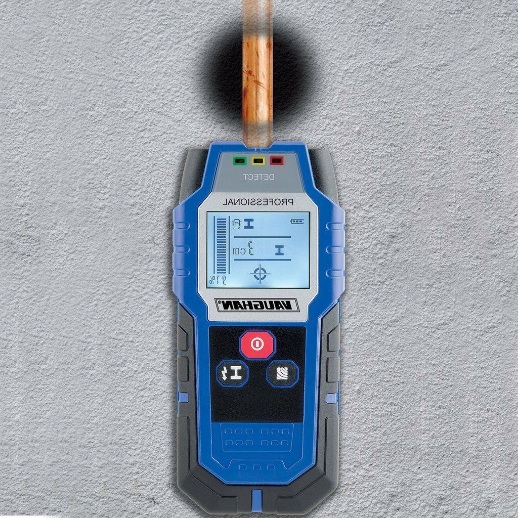 Vaughan Digital Electronic Sensor Finder Wood Pipes