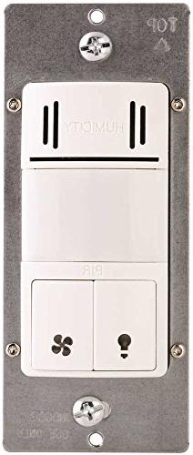 Dual Humidity And Pir Motion Sensor With Color Change Kit-12