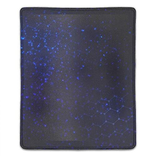 gaming mouse pad grid hexagons