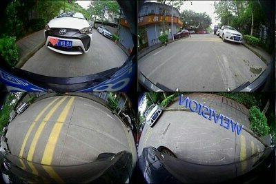View Panorama System DVR Surround Backup camera for car