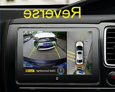 HD View System DVR Backup camera for