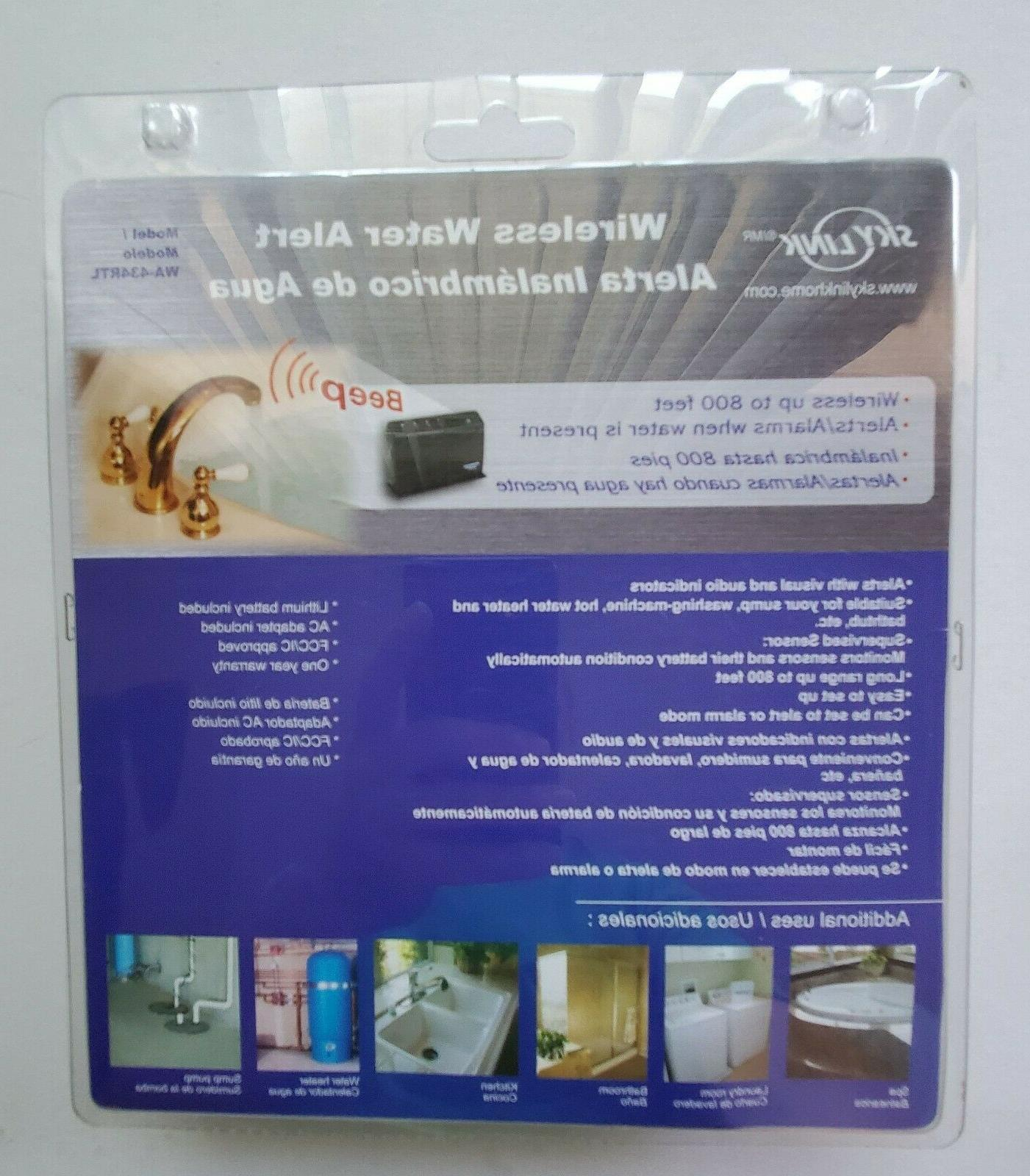 Skylink Water Alert Sensor Receiver