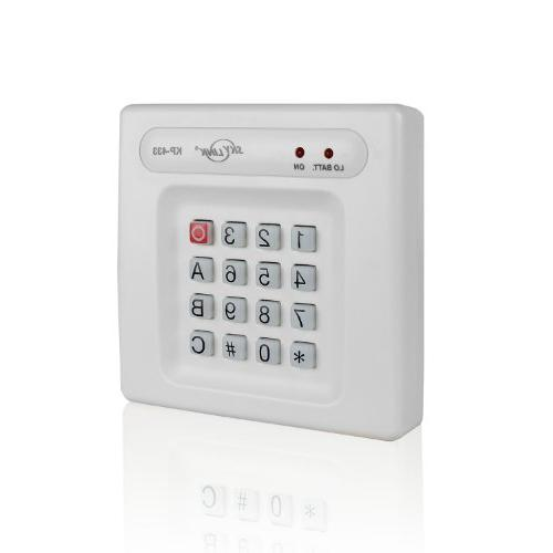 kp wireless remote entry exit