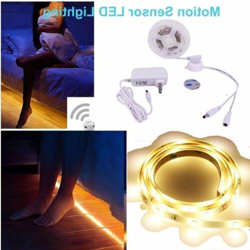 led under bed night light motion activated