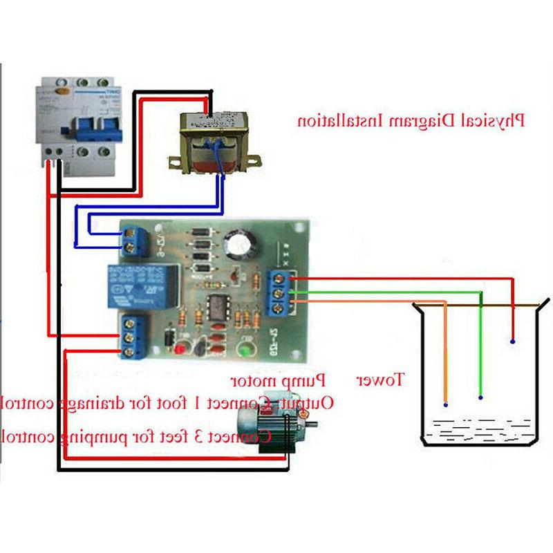 Liquid Level Controller Sensor Module Water Sensor
