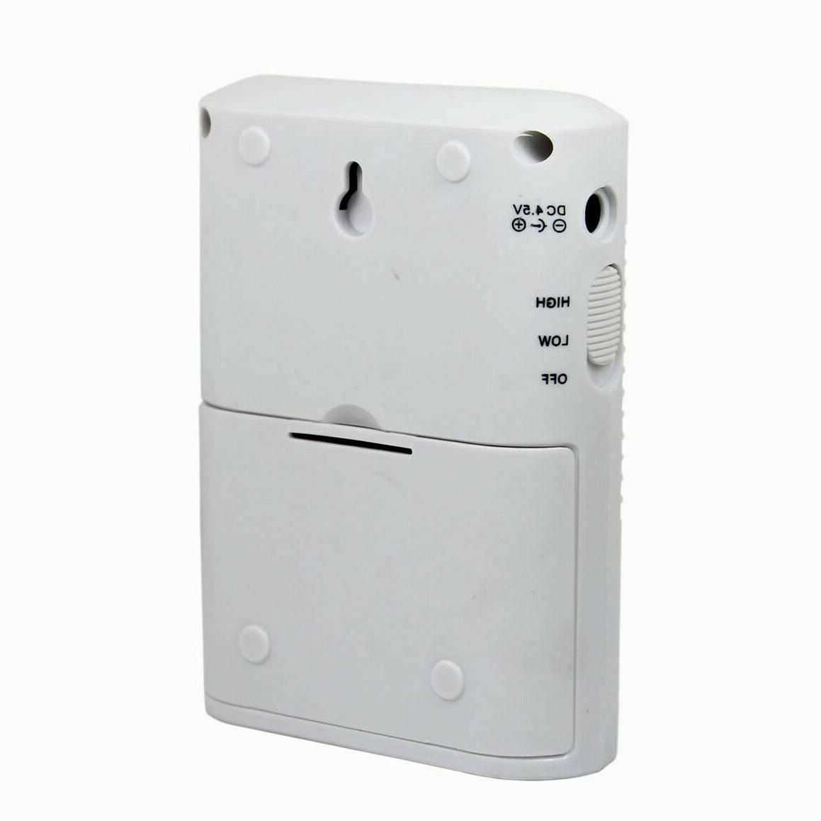 Motion Sensor Alarm Wireless System
