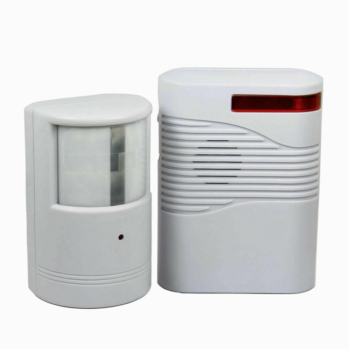 Motion Alarm Wireless System Front