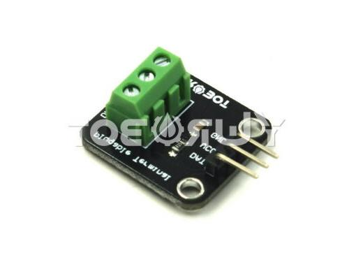New DS18B20 Thermometer Arduino Raspberry Pi