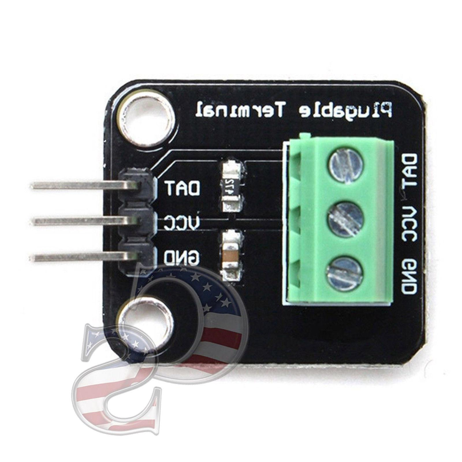 New DS18B20 Thermometer Sensor Module For Arduino Pi