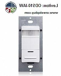 Occupancy Sensor Decora Style Wall Switch Passive Infrared A