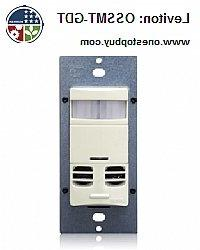 Leviton OSSMT-GDT Occupancy Sensor Decora Style Wall Switch