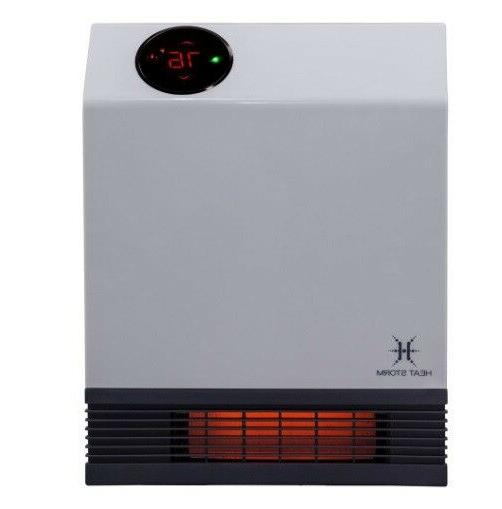 portable heater built in thermostat over heat