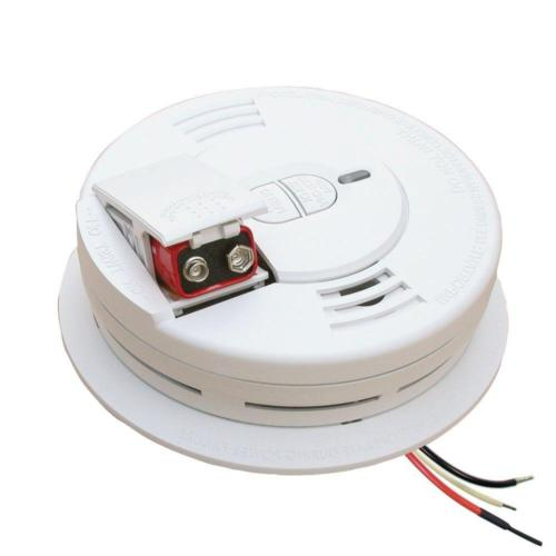Residential Smoke Fire Detector Backup Alarm
