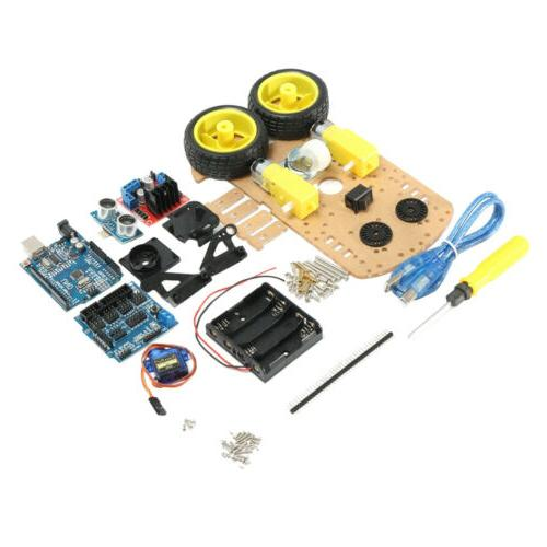Robot Car Kits Functional Smart Bluetooth Module