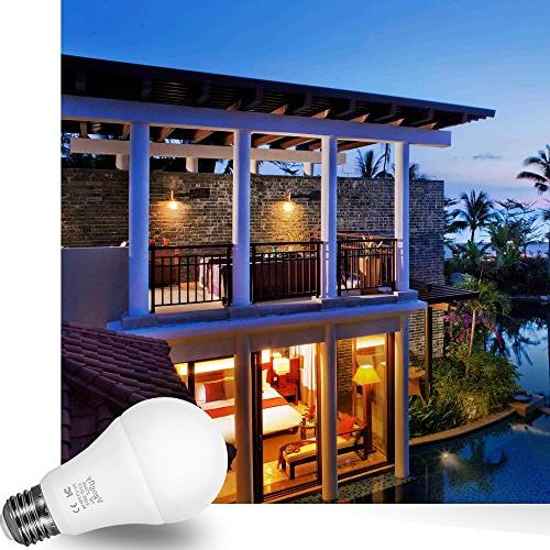Dusk Bulb Outdoor Bulbs Sensing Socket Photoelectric Switch Lights Porch