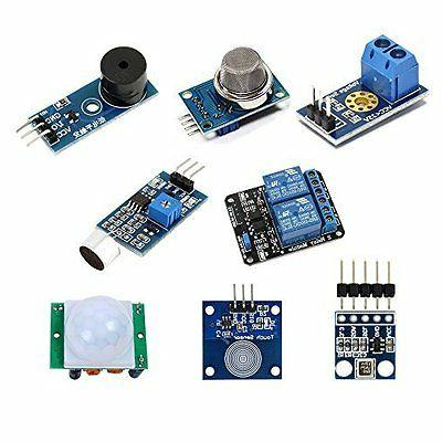 KOOKYE Modules in Kit for Pi 2016