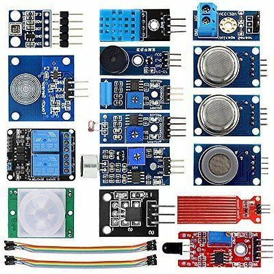 KOOKYE Home Sensor Modules Kit for Pi