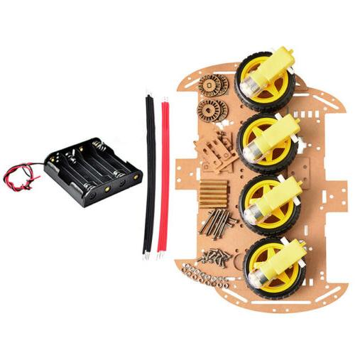 Smart 4WD Chassis DIY Arduino UNO328
