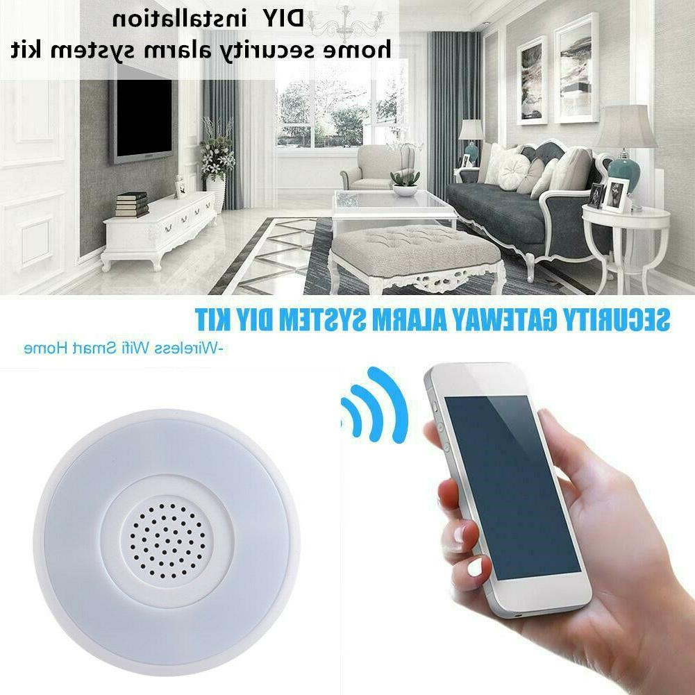 Smart Home/Office Alarm System