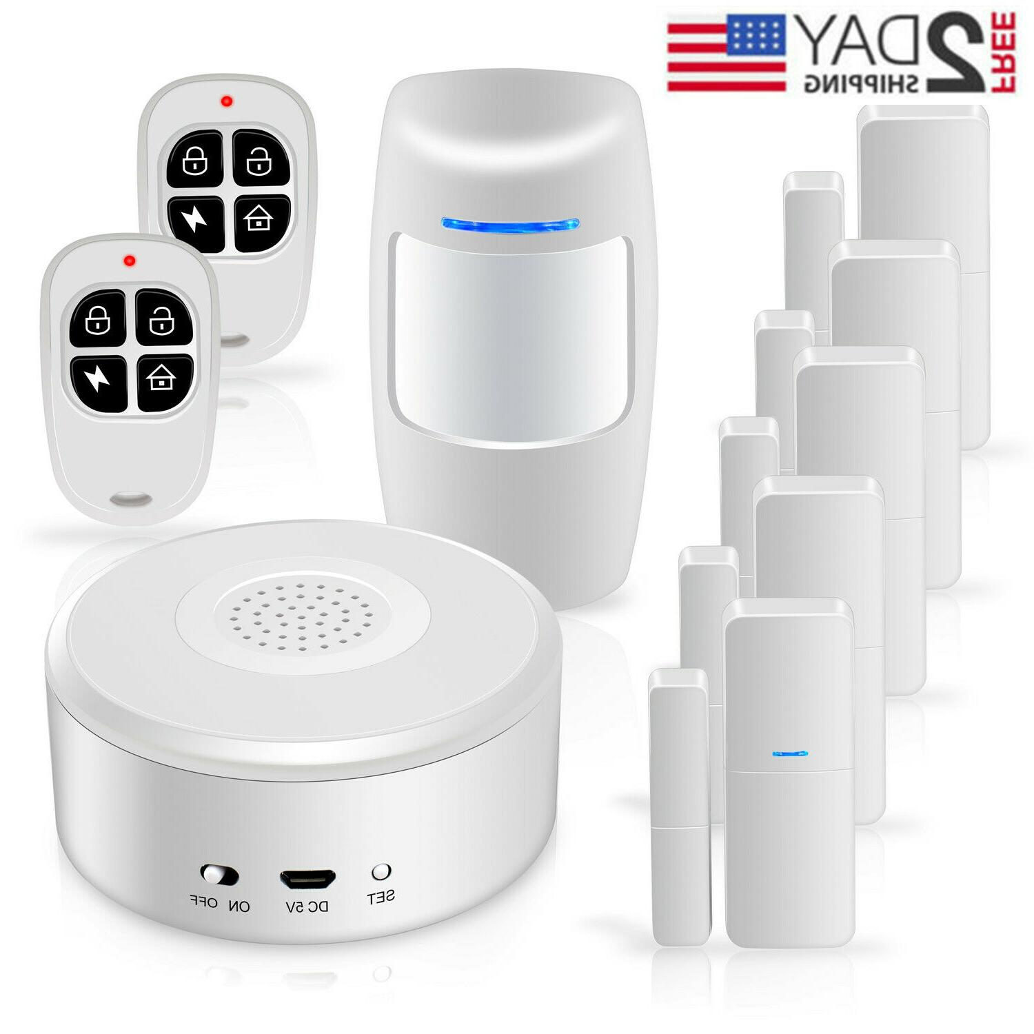 smart security system smart home office security