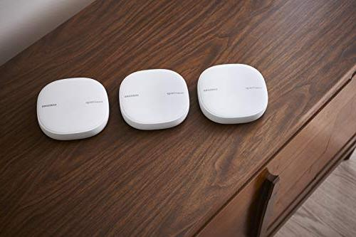 Samsung Router Hub Functionality Whole-Home WiFi Coverage - Cloud Cloud Protocols -