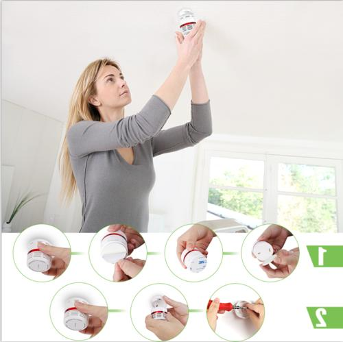 Hommie Detector with 360° Year Battery