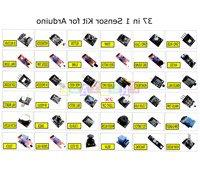 Frentaly® Super Value Ultimate 37 in 1 Sensor Modules Kit f