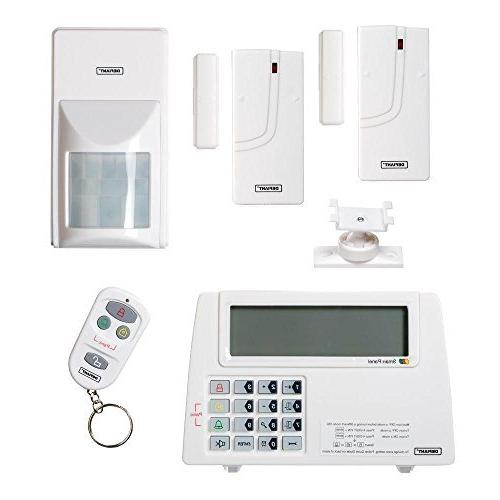thd 1000 home security wireless