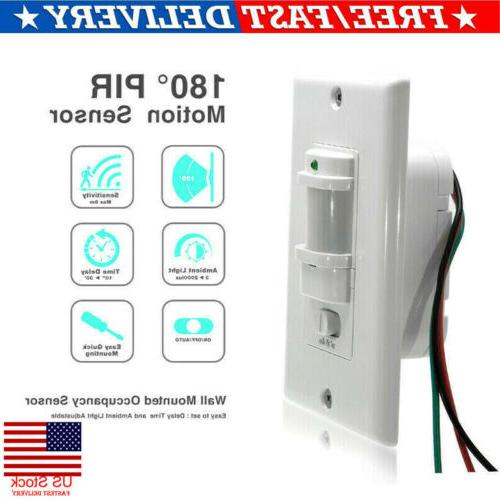 us body infrared motion sensor switch detector