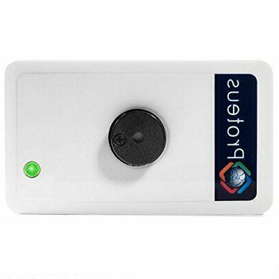 Wifi Temperature Humidity sensor with Buzzer and Email / Tex