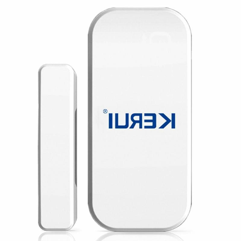 wireless entry alarm system for home doors