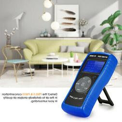 LCD PM2.5 Air Quality Detector Indoor Outdoor Particle Conce