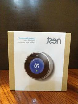Nest Learning Thermostat, 2nd Generation {Brand New}