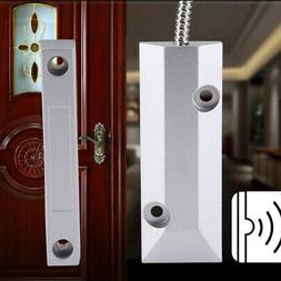 Magnetic Wired Contact Sensor For Home Gate/Garage Roller Sw