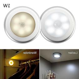 motion activated cordless sensor led light indoor