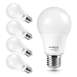 Motion Sensor Light Bulb, 7W  Dusk to Dawn Smart LED Bulbs E