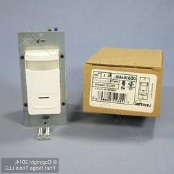 occupancy sensor decora wall switch