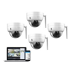 Oco OP-DOME4 Pro Dome Outdoor/Indoor 1080P Cloud Surveillanc