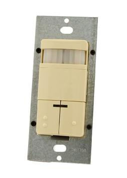 Leviton ODS0D-TDI Dual-Relay, Decora Passive Infrared Wall S
