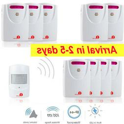1Byone Outdoor Wireless Motion Alert Alarm Security System H