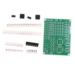 Practice PCB Board Soldering Skill Training Beginner DIY Kit