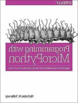 Programming with MicroPython : Embedded Programming on the H