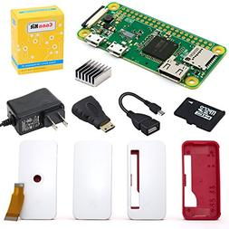 CanaKit Raspberry Pi Zero W  Starter Kit with Official Case