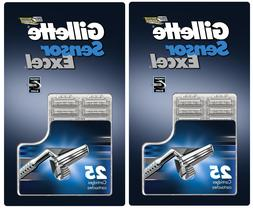 Gillette Men's Razor Refill, 5 Count
