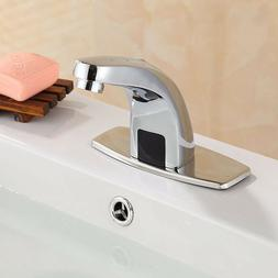 RE Automatic Electronic Sensor Free Touch-less Faucet Hands