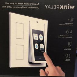Wink Relay - Smart Home Touchscreen Control Panel - Intercom