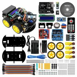robot car kits multi functional smart uno