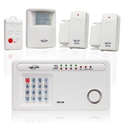 sc deluxe wireless security system