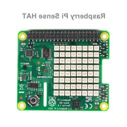 Raspberry Pi Sense HAT with Humidity and Temperature Sensors