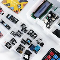 sensor modules kit with tutorial for arduino